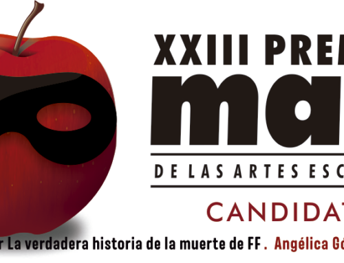 Angélica Gomez, Candidata Premios Max